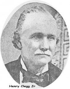 Henry Clegg Jr.