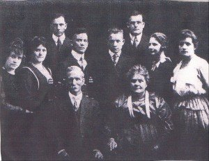Laura Allen and Joseph Savage Family