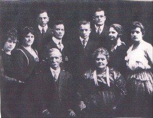 Laura Allen and Joseph Savage Family