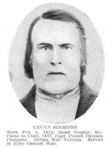 Levan Simmons
