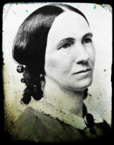 Zina Diantha Huntington, circa 1840