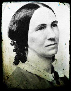 Zina Huntington 1840