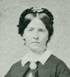 Lucy Ann Decker around 1850
