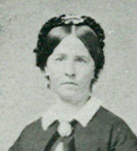Lucy Ann Decker around 1850