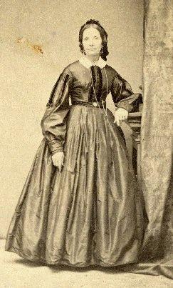 Eliza R. Snow, circa 1850