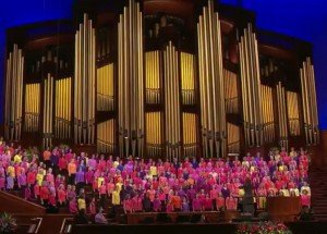 March 2014 Women's Conference Choir