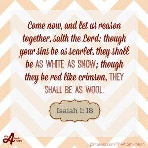 Isaiah 1.18 big