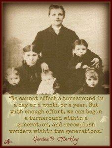 Hinckley GB turnaround generations