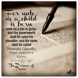 Isaiah 9.6