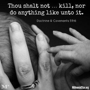 DC 59.6 Thou shalt not kill