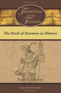 Book of Mormon as History cover