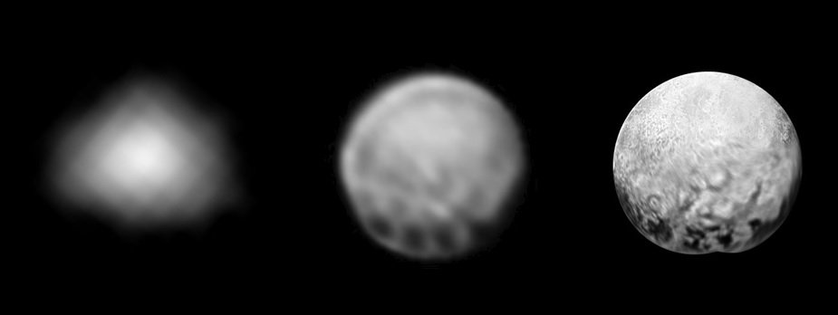 Pluto 3 Resolutions